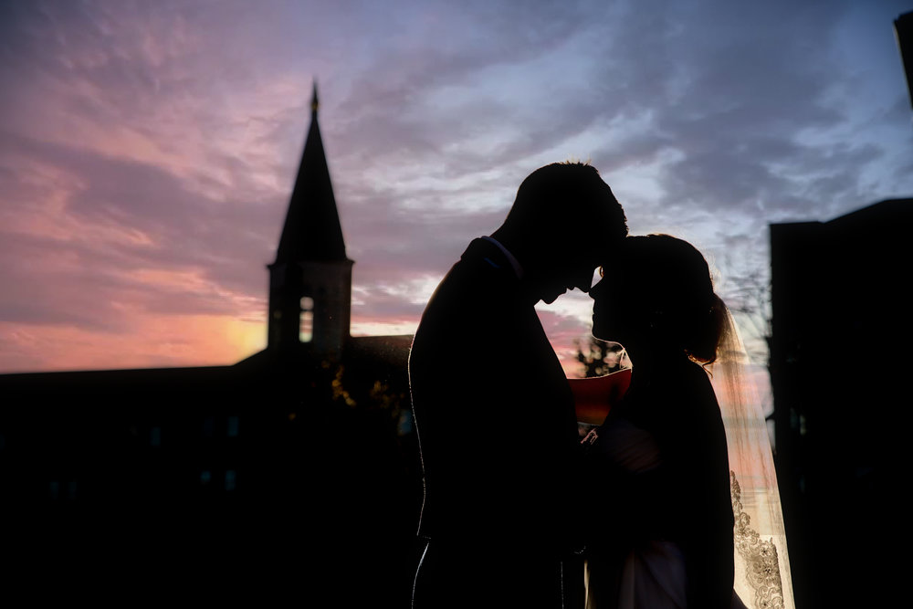 Golden Hour… - The light just before the sunsets that can color your wedding photos with magic!