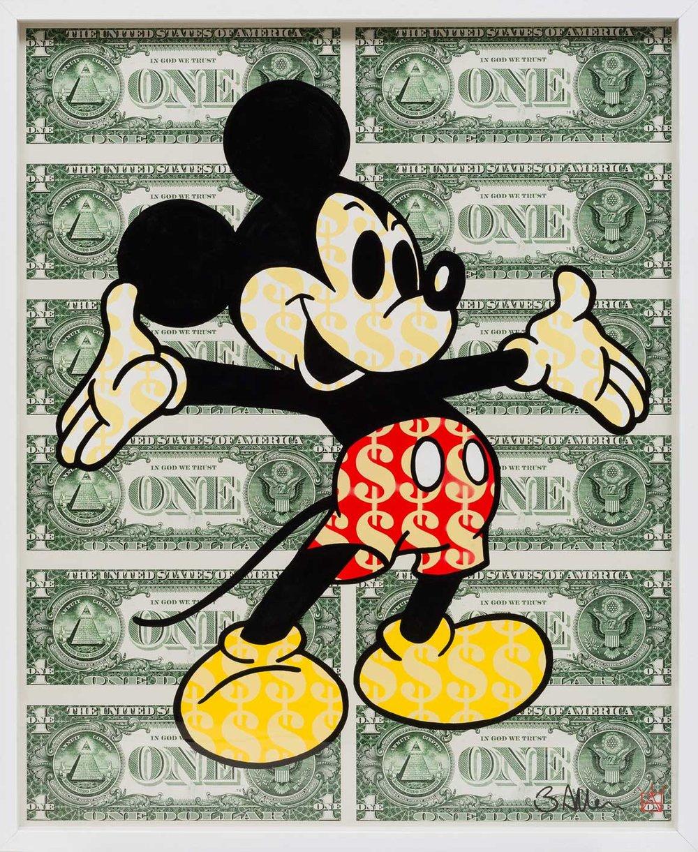 BenAllen_Monster_Mickey_Red_110cmx135cm_FRAMEDONLY_Acrylic_spraypaint_stencil_giclee_320gsmpaper_£.jpg.jpg