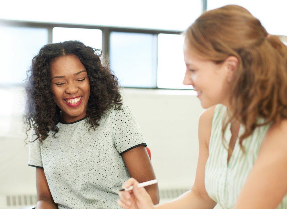 Biz Diva one-on-one mentoring