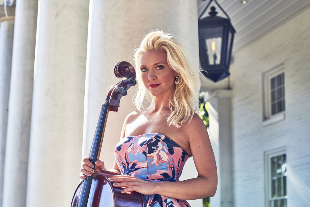 BROOKE SCHOLL - CELLO