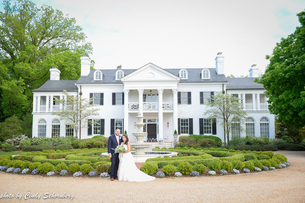 Virginia vineyard wedding 8