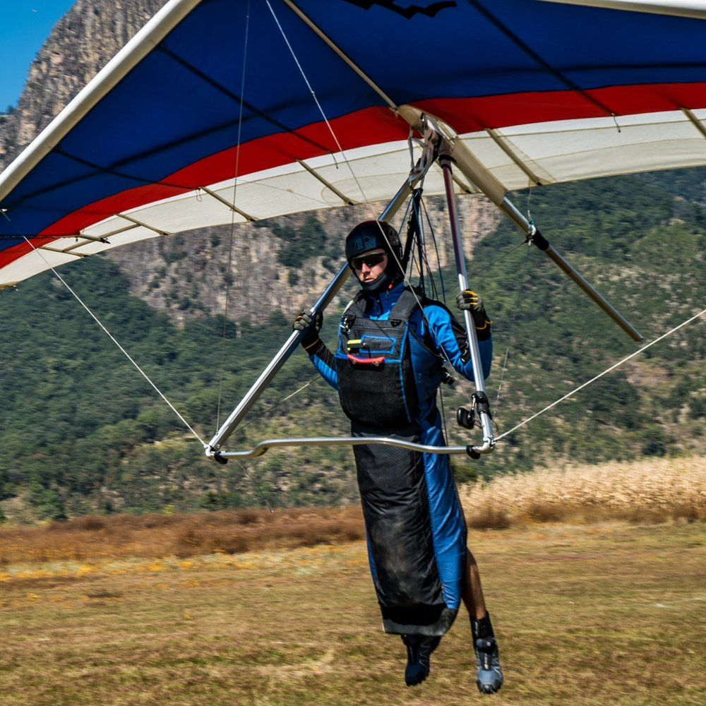 Phil - Hang Glider