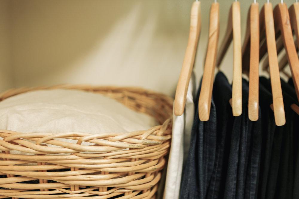Closet Organizing Tips | Simplify Studio | Professional Organizer in Charlotte NC