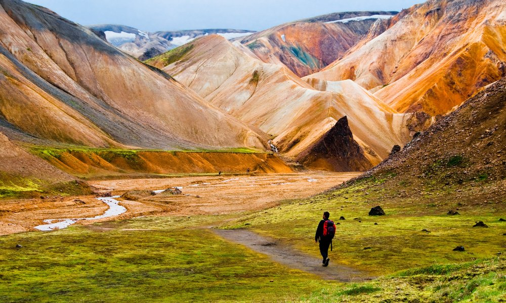 Desert Hike Trip
