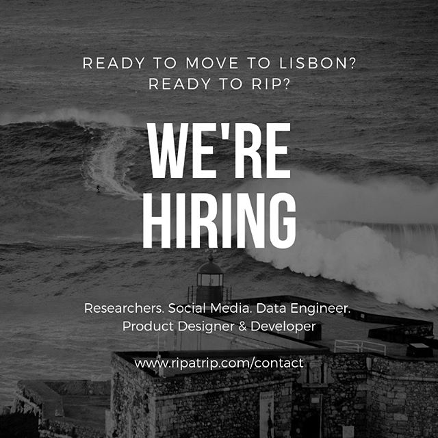 WANTED: Kiteboarders, Skiers, Surfers, and Adventurers with technical skills. Please see link in bio for more. . . . #letsrip #ripatrip . . . #kitesurfing #kitebording #kitelife #surfing #surflife #skiing #skilife #snowboarding #hiking #climbing #yoga #mountainbiking #adventuretime #digitalnomads #startuplisboa #startuplife #traveltech #adventurers #bleisure #livingthedream #getoutsidemore #goatworthy #nowhiring #recruiting #jobofalifetime