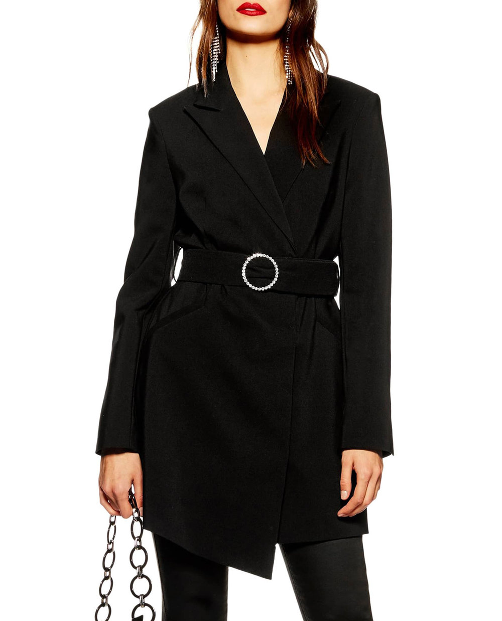 Topshop Blazer Dress     $125.00