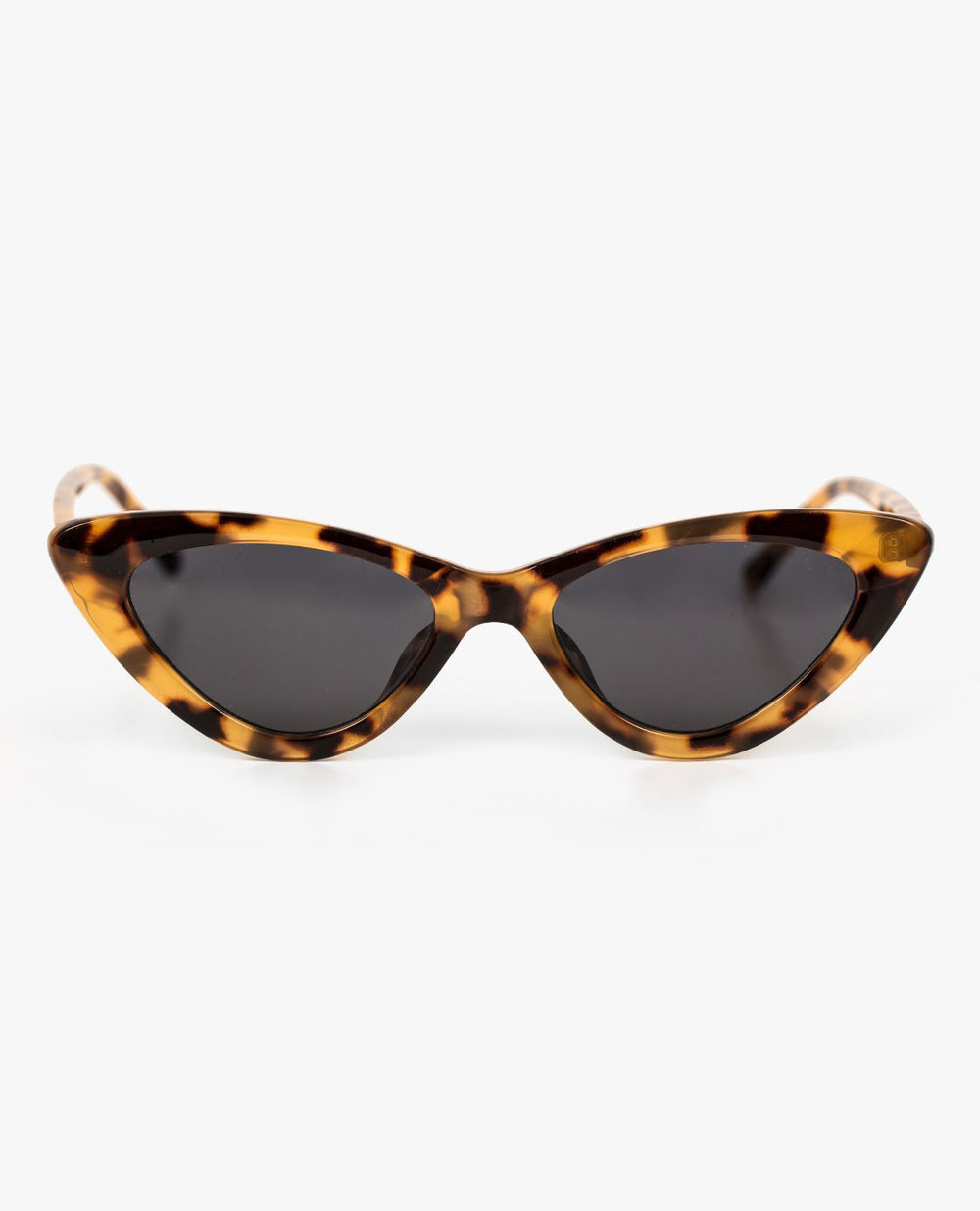 Pixie Market Tortoise Cat Eye Sunglasses     $28