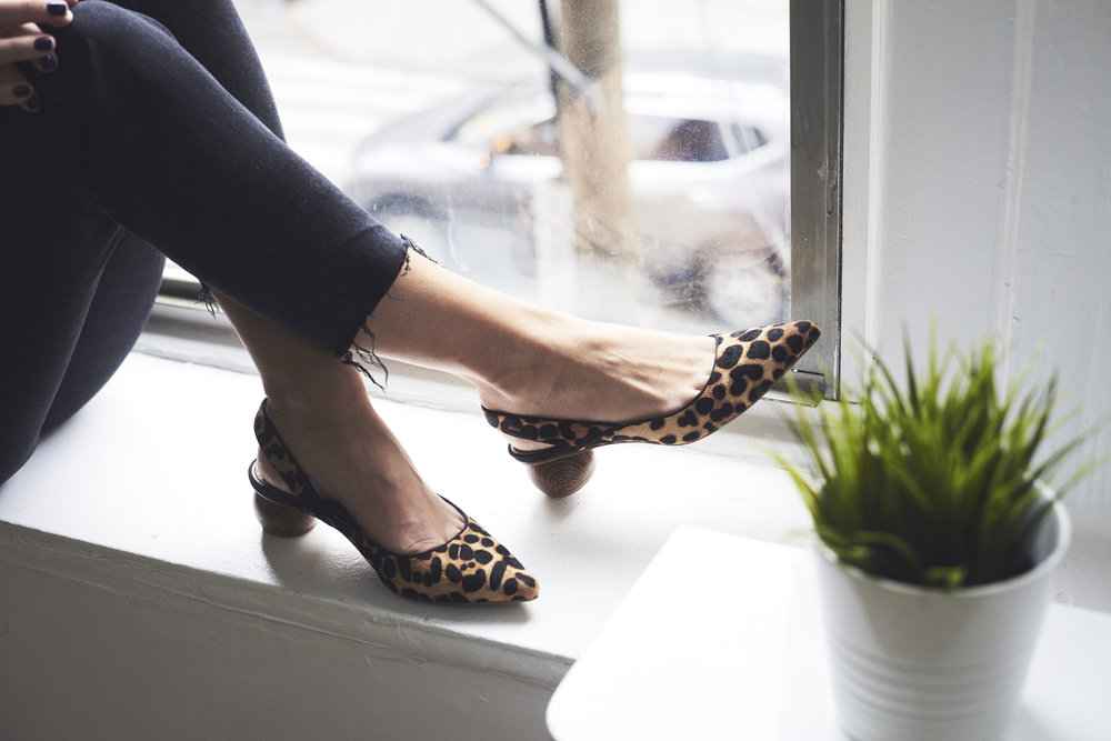 Shop All the Leopard Favorites This Season - Transform any outfit in an instant with what we proclaim is a neutral item in any wardrobe.Photo Credit: Emerald Baker