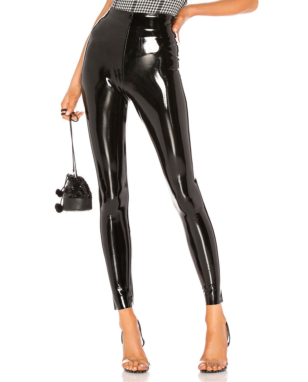 Commando Patent Leggings       $98