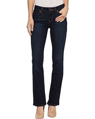 Levi Boot Cut Jean     $59.50