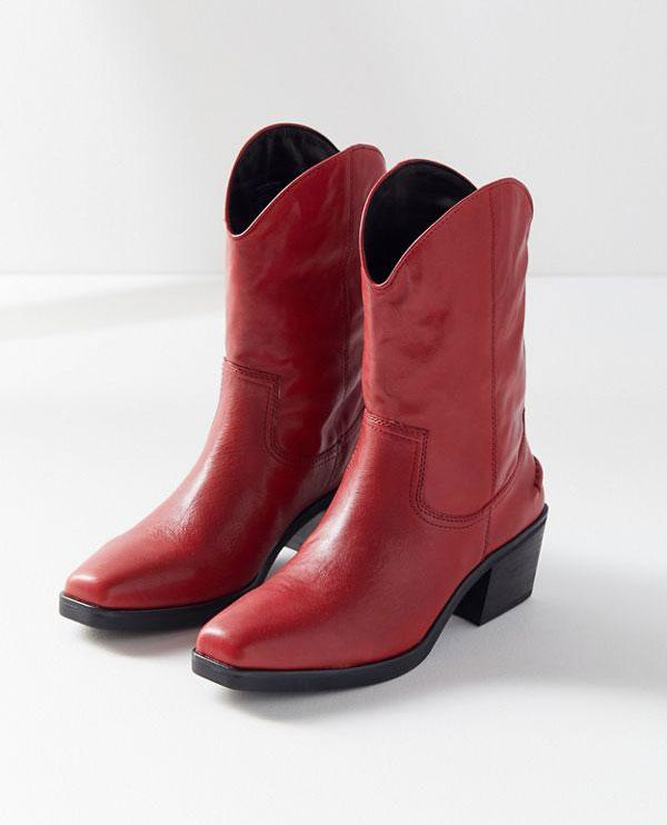 Vagabond Western Boots     $210