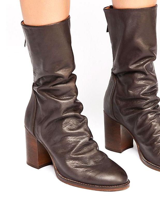 Free People Block Heel Boot     $198
