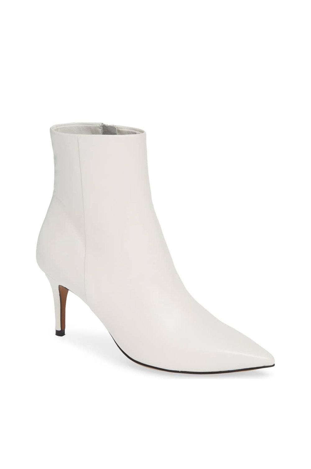 Linea Paolo White Boots     $159.95