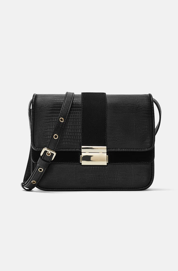 Zara Cross-body Bag     $59.90
