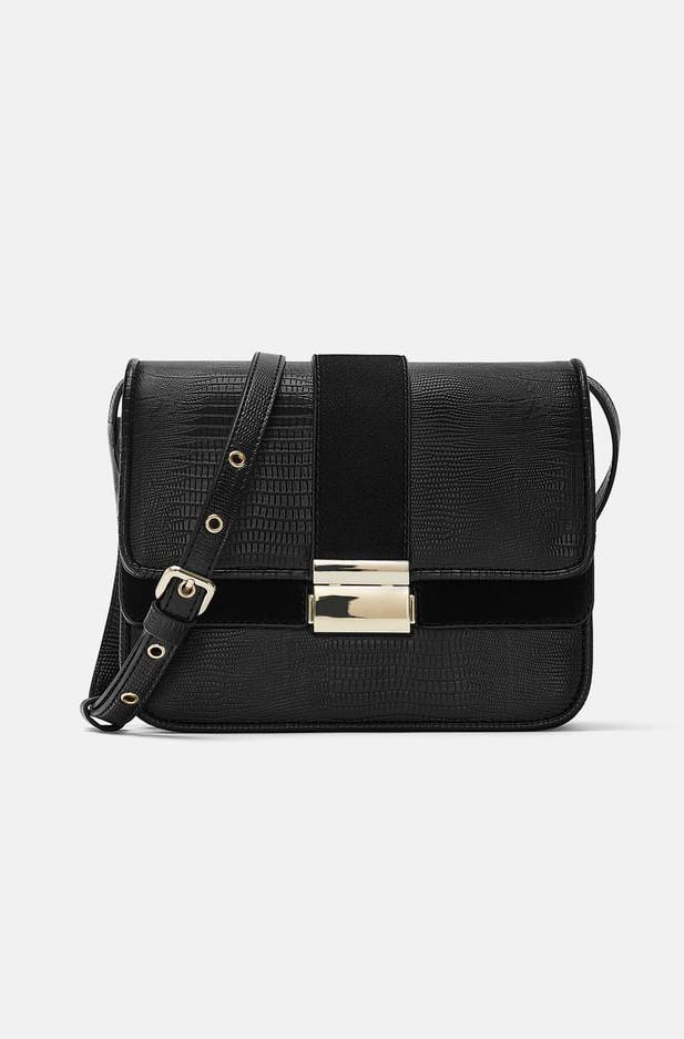Zara Cross-body Bag     $59.90