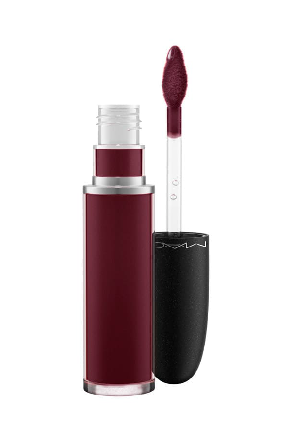 MAC Plum lipcolor     $22