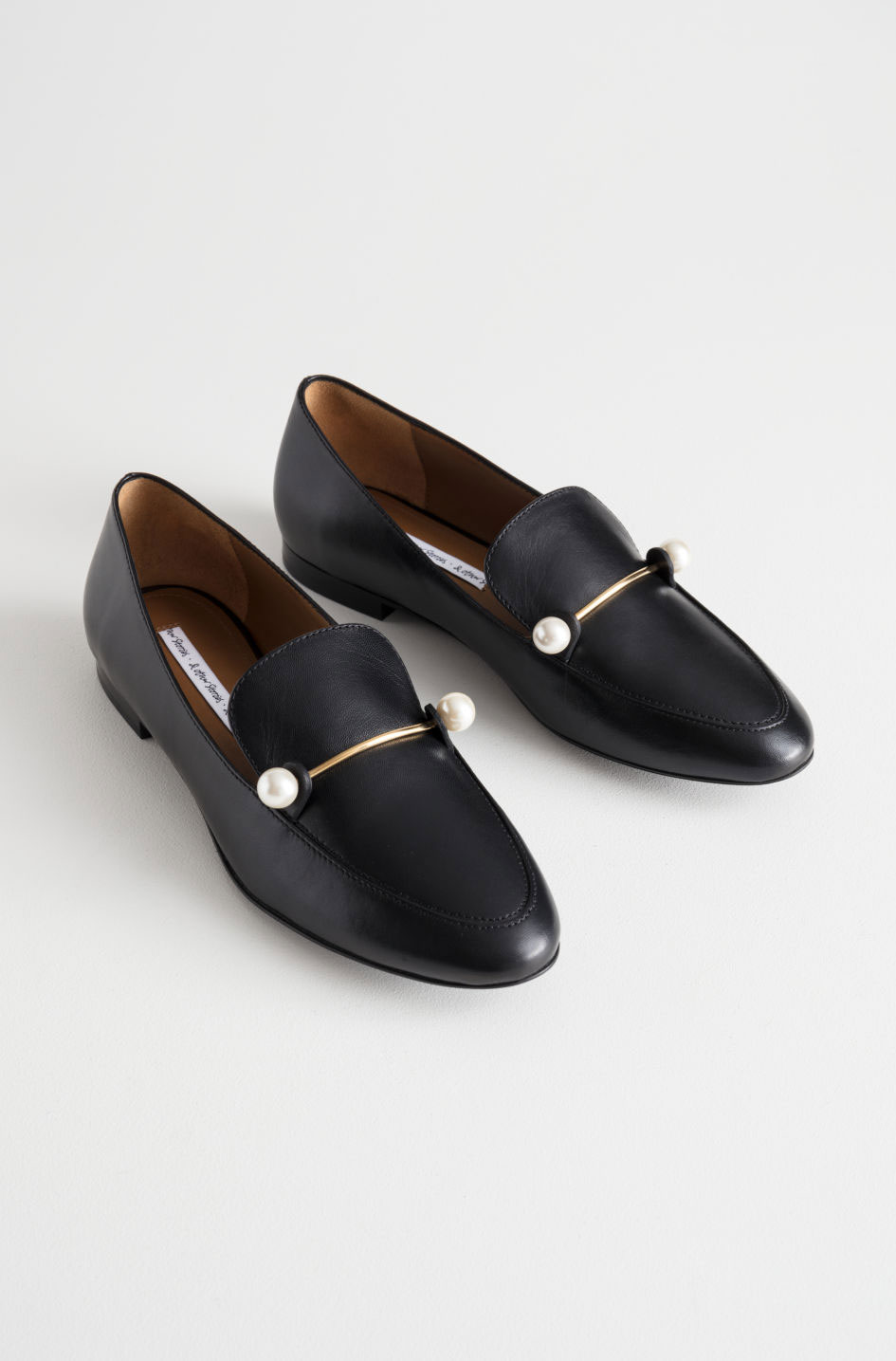 & Other Stories Loafer  $129