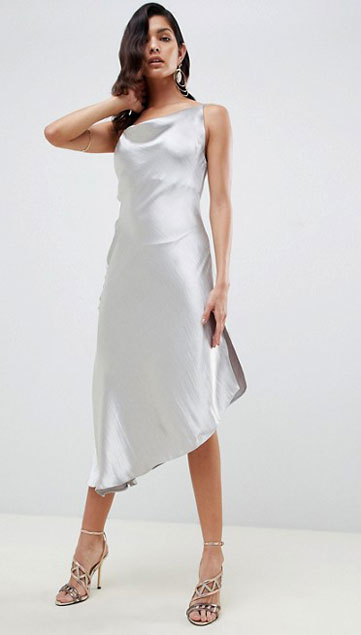 Asos Slip Dress  $64