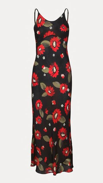 Realisation Par Floral Slip Dress     $210