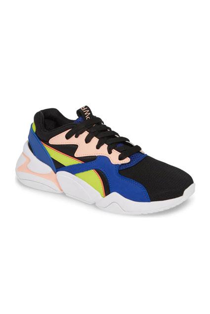 Puma Sneakers     $90