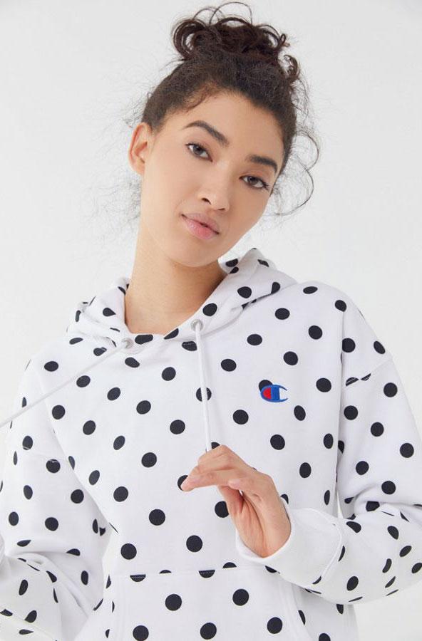 Champion Polka Dot Sweatshirt  $69