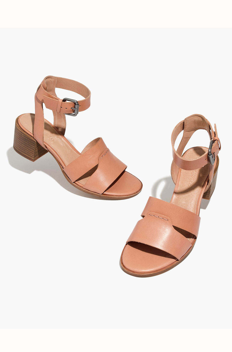 Madewell Neutral Sandals    $128