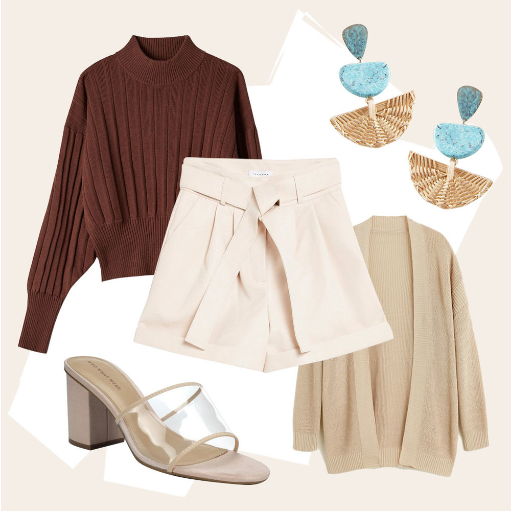 Leather is More - Leather is the perfect trend as you transition your wardrobe to Spring.