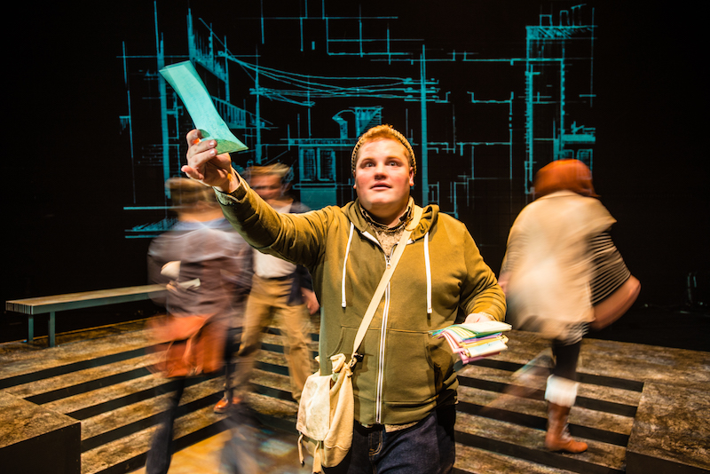 Ordinary Days - by Adam GwonOct 31–Nov 19, 2017This contemporary musical is for anyone who's ever struggled to appreciate the simple things in a complex situation. It's about embracing change and choosing hope in the Big Apple.Learn More