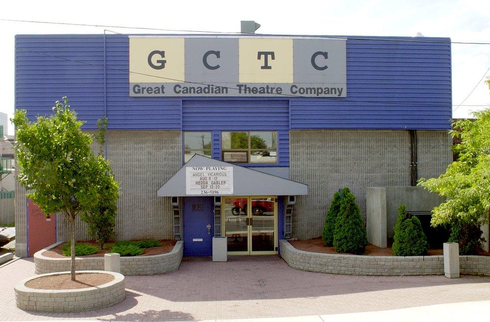 GCTC's old home, 910 Gladstone