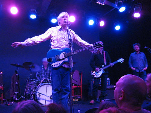 Robyn Hitchcock & The Venus 3 in Seattle. 2009.