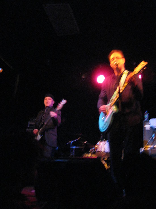 Wire @ Lee's Palace. Toronto 2011.