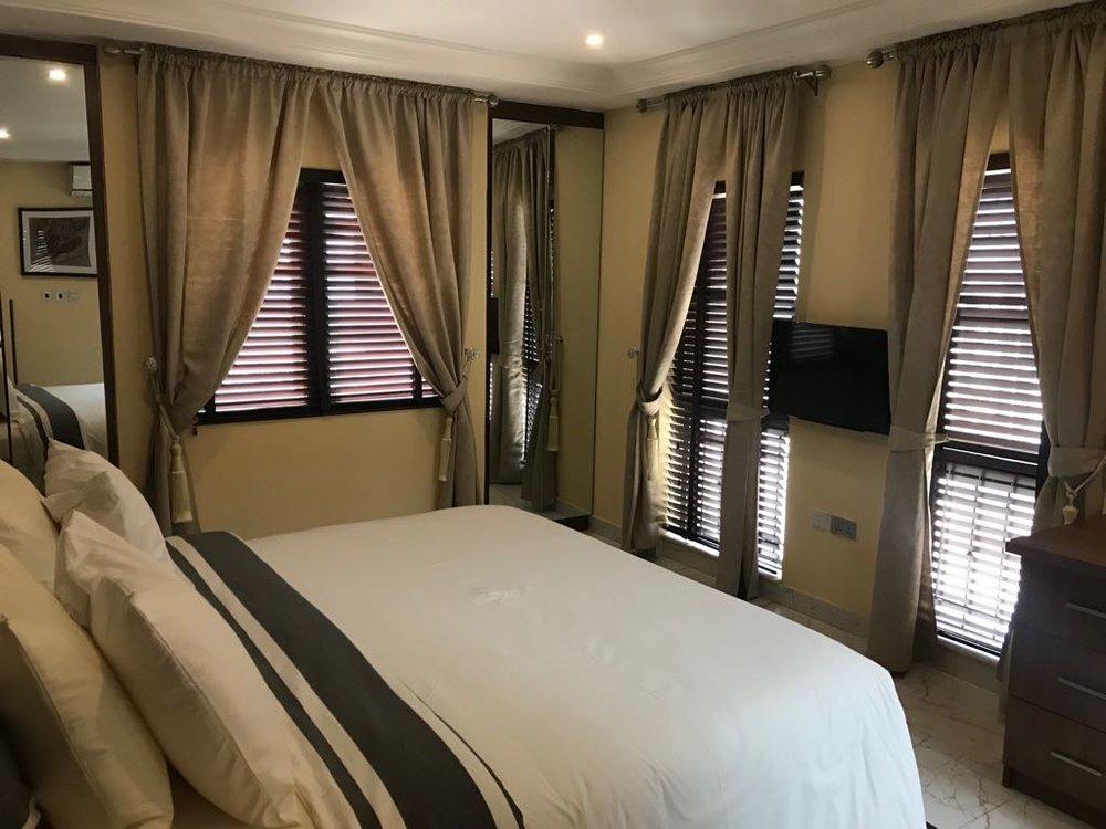 One Bedroom Executive Bedroom