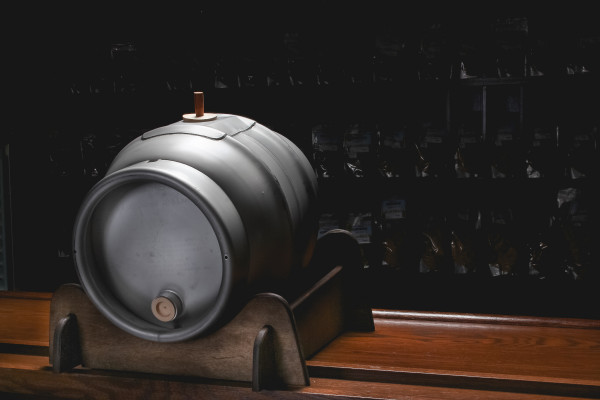 Custom Cask Experiments featuring unique ingredients like herbs, spices, sugars, fruits, and wild yeasts can also be developed!