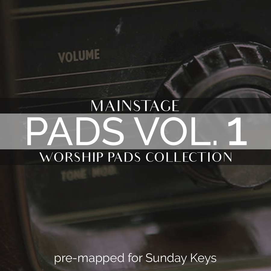 Mainstage pads vol 1 awesome pads collection mainstage patches mainstage pads vol 1 awesome pads collection mainstage patches and templates from sunday sounds baditri Images