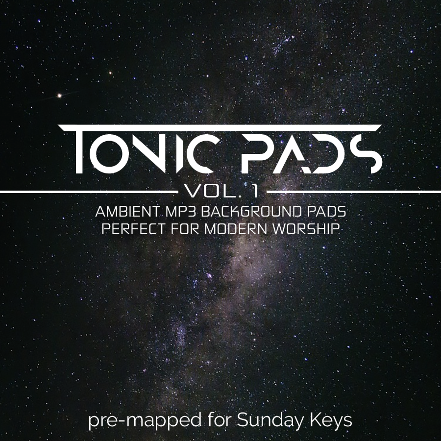 Tonic pads vol 1 ambient mp3 pads mainstage patches and tonic pads vol 1 ambient mp3 pads mainstage patches and templates from sunday sounds baditri Images