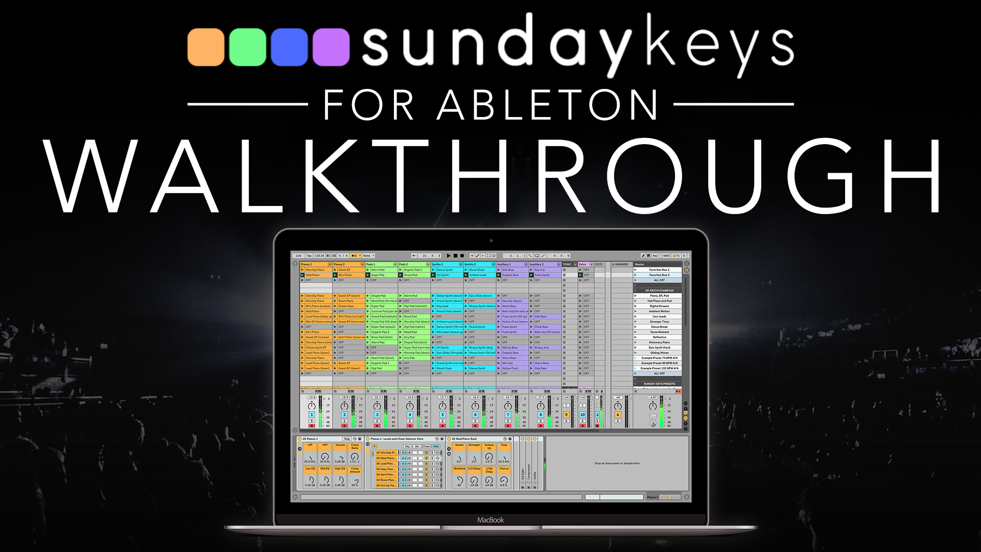 ableton live 9 patch only