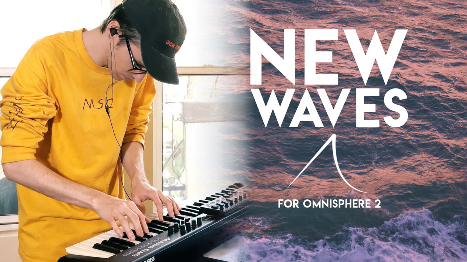 New Waves Vol 1- Omnisphere 2 Worship Patches Is Now