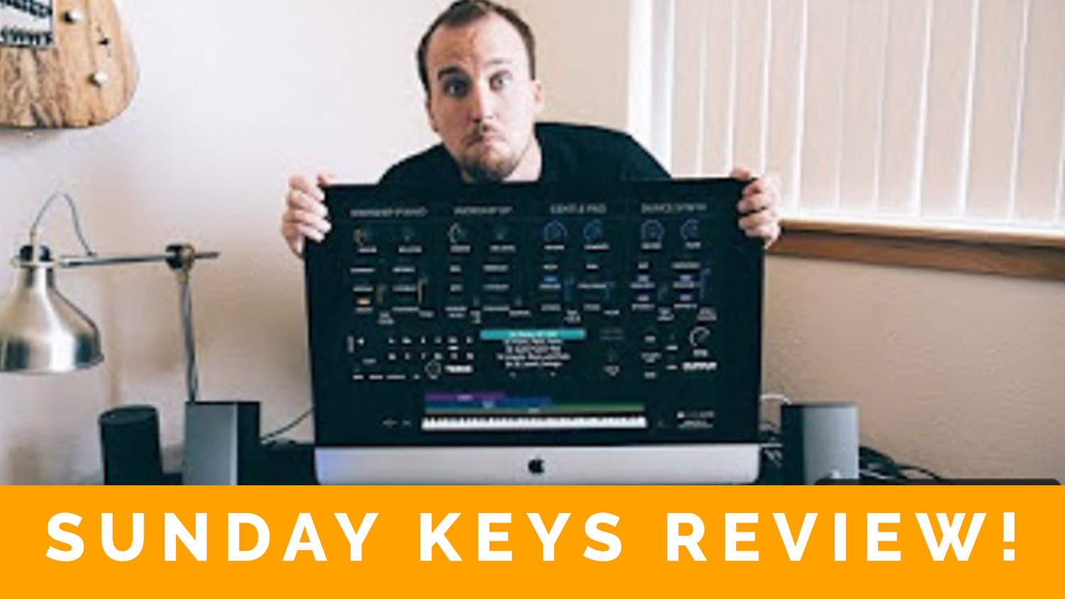 Sunday Keys MainStage Template Review with Jake Gosselin