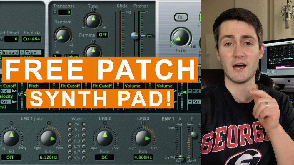 free pads — Blog — MainStage Patches and Templates from Sunday Sounds