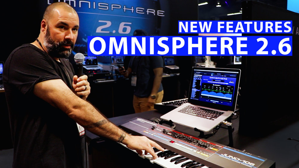 Omnisphere Sound Library — Blog — MainStage Patches and Templates