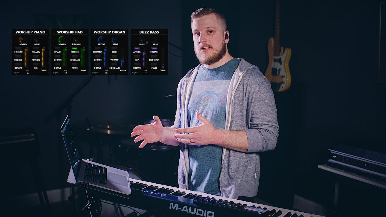 Worship Keyboard Sounds