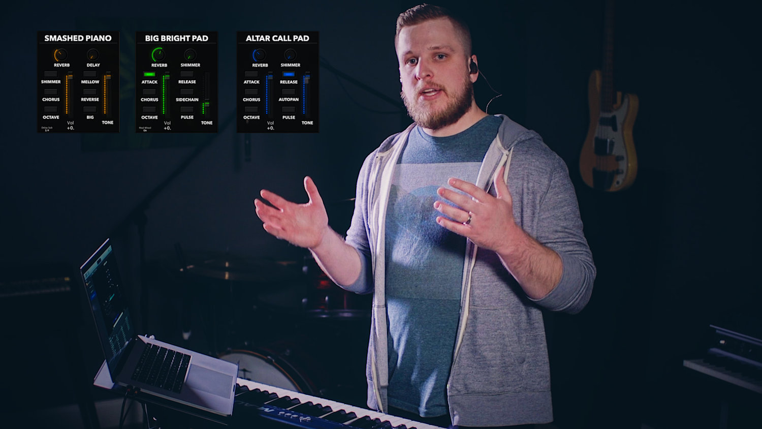 Sunday Keys Version 2: Create the Perfect Piano & Pad in