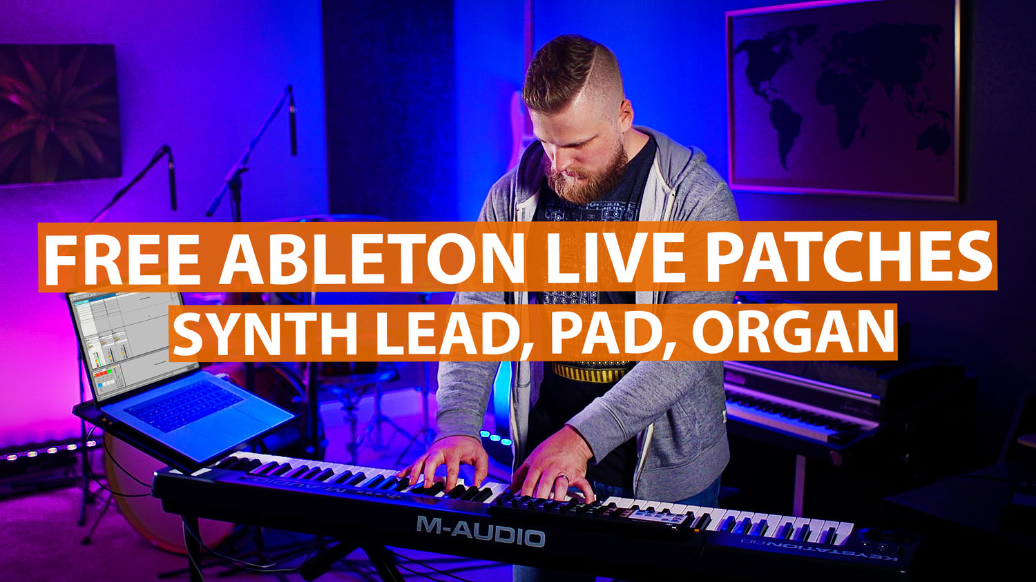 Free Ableton Live Patches Demo from Sunday Sounds — MainStage