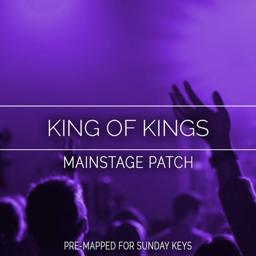 united patch — Blog — MainStage Patches and Templates from Sunday Sounds