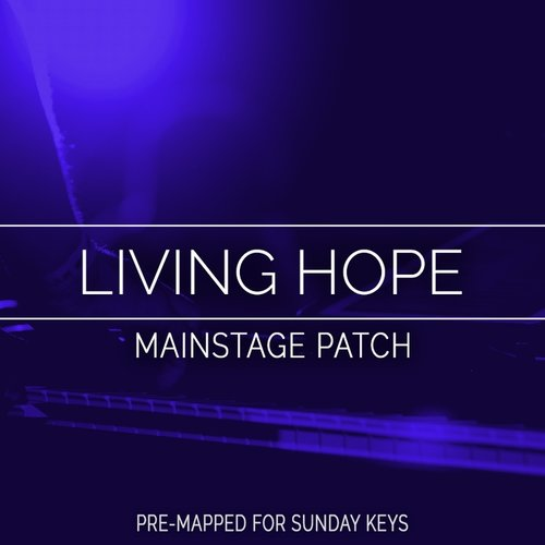 Mainstage 3 Patch List