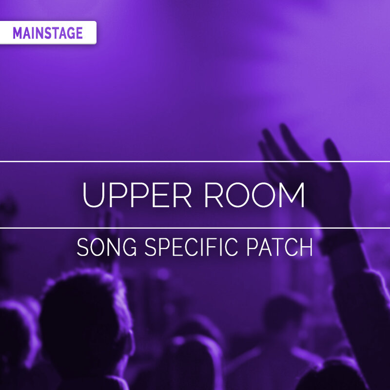 Song tutorial — blog — worship patches and templates from sunday.
