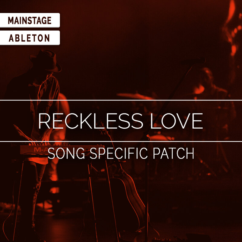 Top 5 Worship Song Patches - November 2018 — MainStage