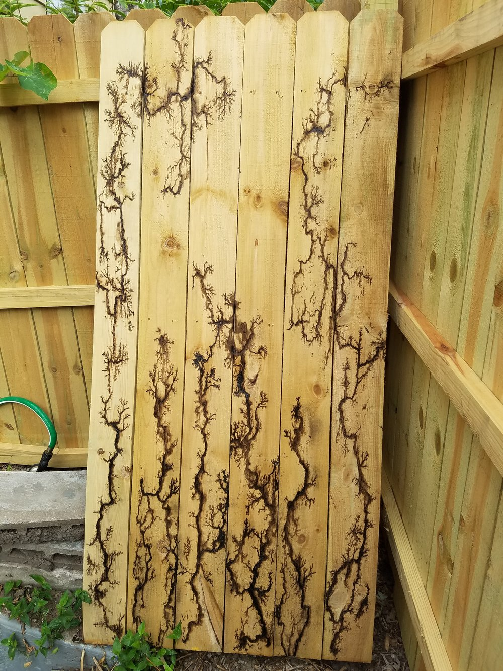 Outdoor Fence Panels