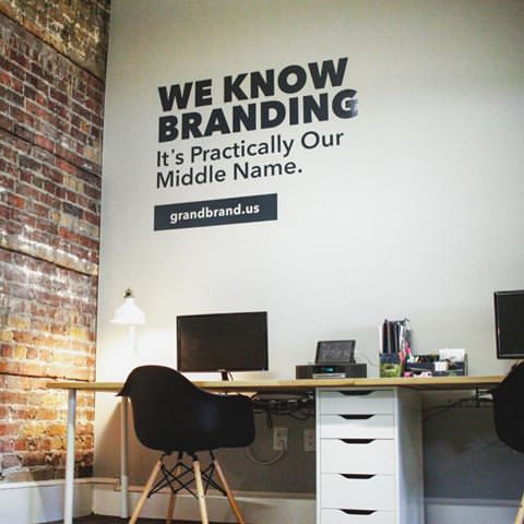 Grand Brand & Co |  We Know Branding. It's Practically Our Middle Name.