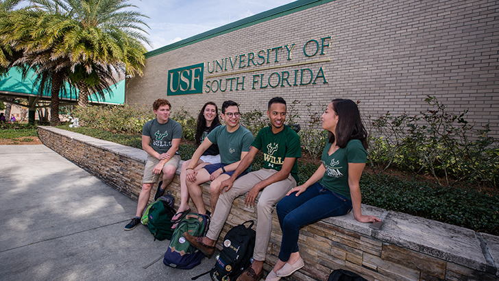 USF Selected to Serve as National Mentor Institution |   PRESS RELEASE   In a collaborative effort led by the Foundation for Student Success (FSS), the University of South Florida (USF) will serve as a national mentor to three institutions across the country, aiming to share best practices for closing the graduation gap among black, Latino and American Indian undergraduate students.
